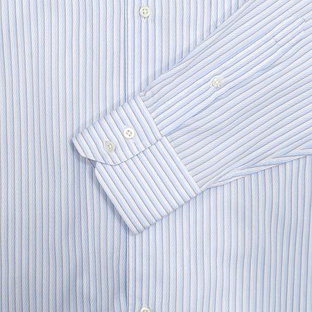 Hugo Boss(휴고보스) 스카이 컬러 스트라이프 셔츠 이미지3 - 고이비토 중고명품