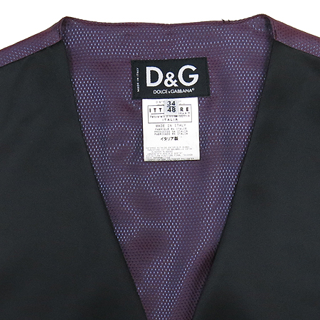 D&G(돌체&가바나) 투톤 컬러 베스트 이미지2 - 고이비토 중고명품