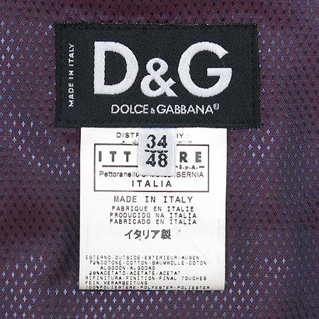 D&G(돌체&가바나) 투톤 컬러 베스트