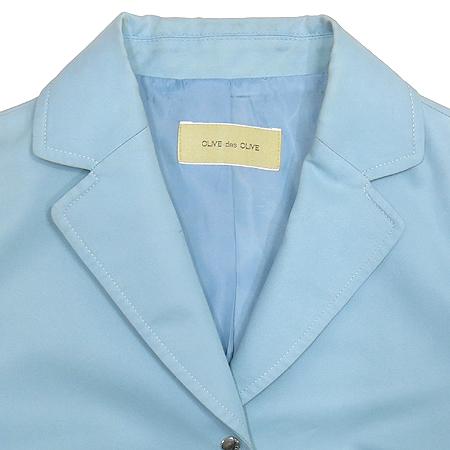 OLIVE DES OLIVE(올리브데올리브) 민트 컬러 자켓