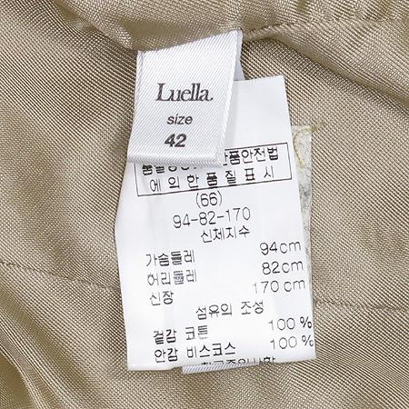 LUELLA(루엘라) 베이지 컬러 코듀로이 자켓