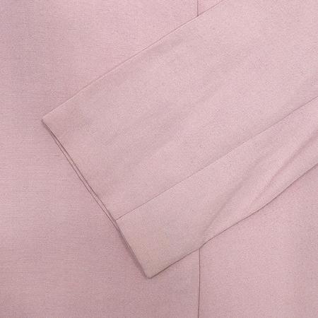 System(시스템) 핑크 컬러 마혼방 자켓