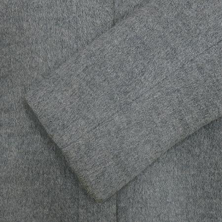 System(시스템) 그레이 컬러 후드 집업 반코트 이미지4 - 고이비토 중고명품