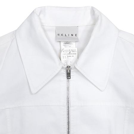 Celine(셀린느) 화이트 컬러 집업 자켓 [동대문점]