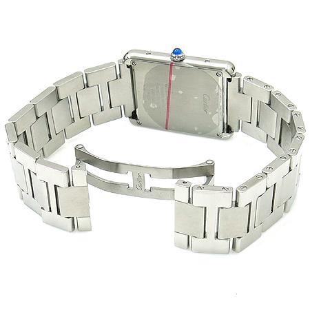 Cartier(까르띠에) W5200014 탱크 솔로 스틸 남성용 시계 [명동매장]
