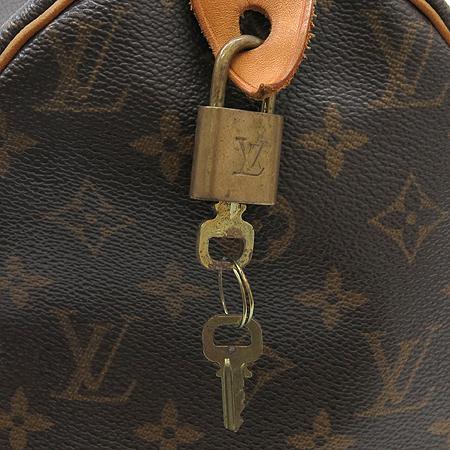 Louis Vuitton(루이비통) M41526 모노그램 캔버스 스피디30 토트백