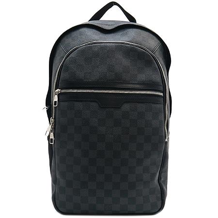 Louis Vuitton(루이비통) N58024 다미에 그라피트 캔버스 마이클 백팩