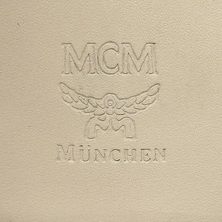 MCM(엠씨엠) 금장 로고 장식 4홀더 키케이스