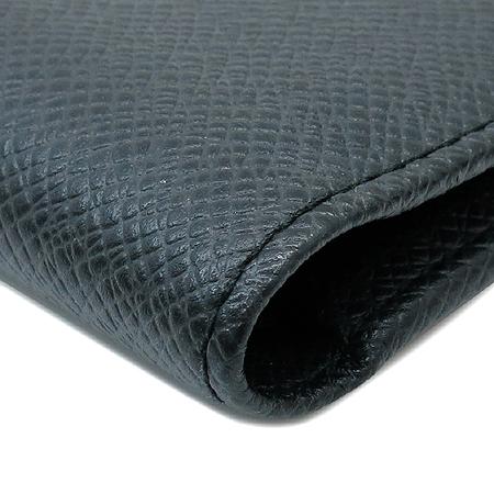 Louis Vuitton(루이비통) M30952 그레이 타이가 레더 멀티플 반지갑 [명동매장]