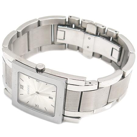 Gucci(구찌) 7900M 사각 스퀘어 스틸 남성용 시계