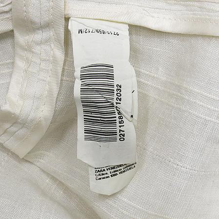 ZARA(자라) 화이트 컬러 마 자켓