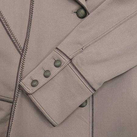 Time(타임) 브라운 컬러 자켓