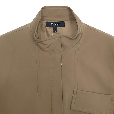 Hugo Boss(휴고보스) 다크베이지 컬러 집업 자켓 [동대문점] 이미지2 - 고이비토 중고명품