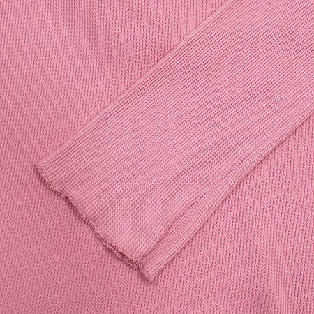 Polo Ralphlauren(폴로) 핑크 컬러 터틀넥 티