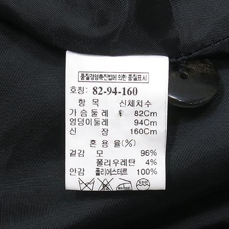 System(시스템) 블랙 컬러 정장