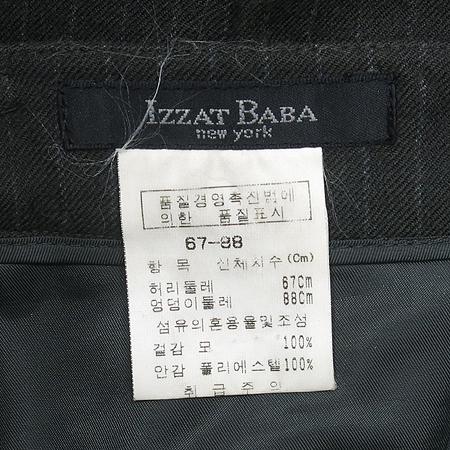 IZZAT BABA(아이잗바바) 그레이컬러 스트라이프 정장