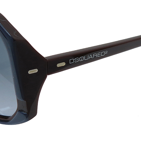 DSQUARED2 (디스퀘어드2) DQ0052 퍼플 브라운 뿔테 선글라스