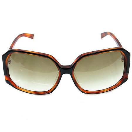DSQUARED2 (디스퀘어드2) DQ0052 블랙 브라운 뿔테 선글라스 이미지3 - 고이비토 중고명품