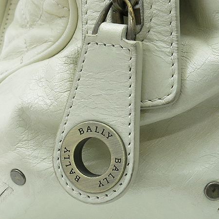 Bally(발리) MIRIA-T 퀄팅 원형 메탈 로고 장식 토트백