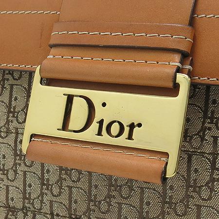 Dior(크리스챤디올) 로고 자가드 멀티 포켓 메신져 숄더백+파우치4개