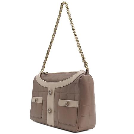 Chanel(샤넬) 램스킨 금장 체인 자켓백 숄더백