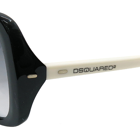DSQUARED2(디스퀘어드2) DQ0034 01B 측면 이니셜 선글라스 [동대문점] 이미지5 - 고이비토 중고명품