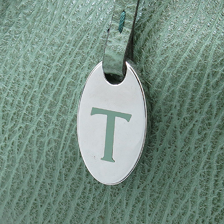 Tod's(토즈) 그린 컬러 레더 숄더백