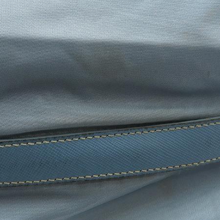 Prada(프라다) 삼각 로고 패브릭 호보 숄더백