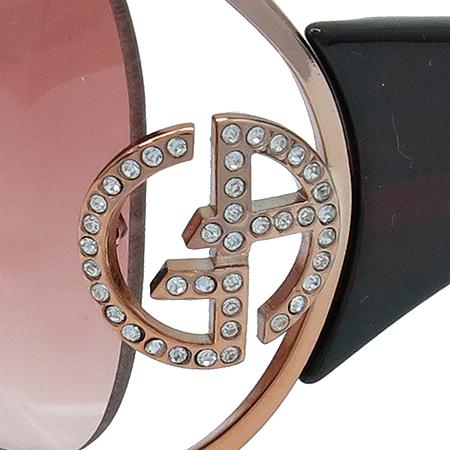 Armani(아르마니) GA377 측면 로고 장식 여성용 선글라스