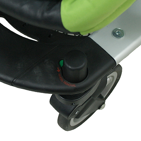 Pegperego(뻬그뻬레고) SKATE KIWI 스케이트 그린버블 유모차