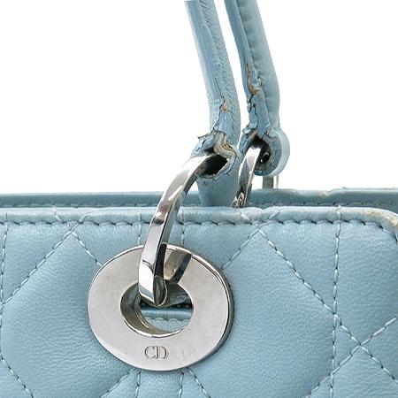 Dior(크리스챤디올) 램스킨 카나쥬 퀄팅 숄더백