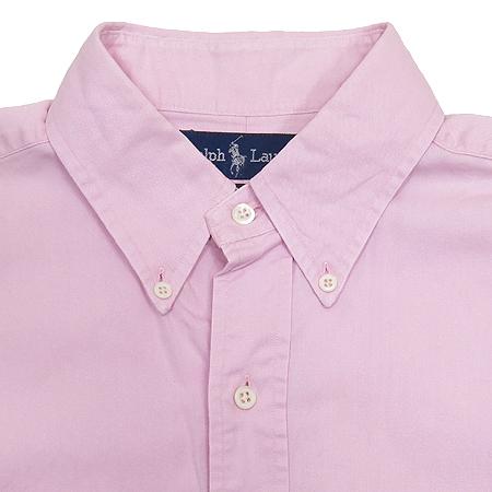 Polo Ralphlauren(폴로) 핑크 컬러 남방