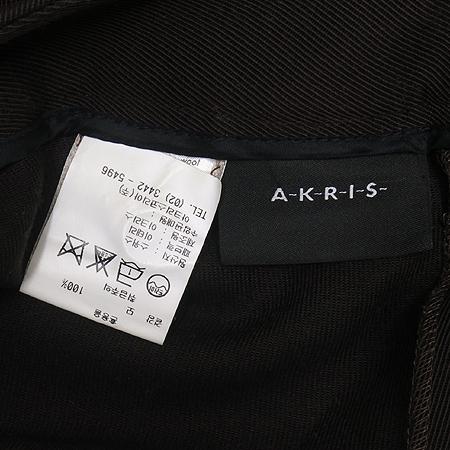 AKRIS(아크리스) 와인 컬러 바지 이미지4 - 고이비토 중고명품