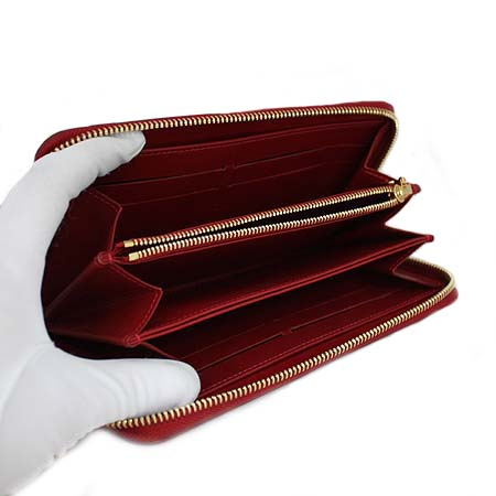 Louis Vuitton(루이비통) M91981 모노그램 베르니 폼다무르 지피월릿 장지갑 [명동매장] 이미지2 - 고이비토 중고명품