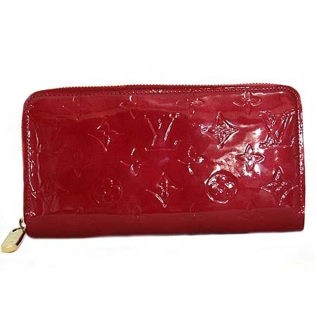 Louis Vuitton(루이비통) M91981 모노그램 베르니 폼다무르 지피월릿 장지갑 [명동매장]