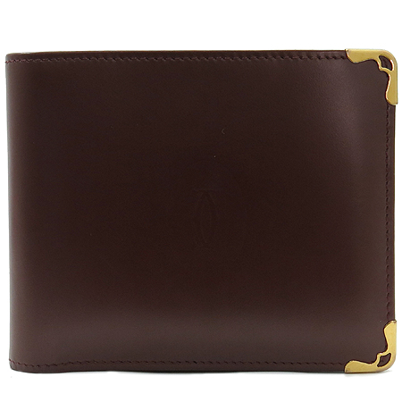 Cartier(까르띠에) L3000467 루비라인 6크레딧카드 반지갑