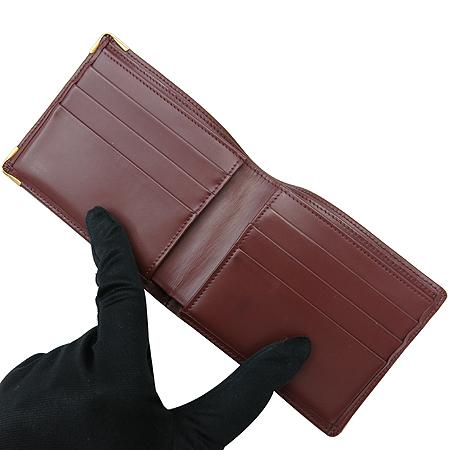Cartier(까르띠에) L3000467 루비라인 6크레딧카드 반지갑 이미지3 - 고이비토 중고명품
