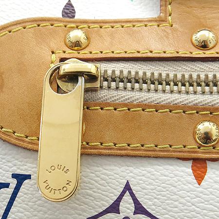 Louis Vuitton(루이비통) M40125 모노그램 멀티 화이트 리타 2WAY 이미지5 - 고이비토 중고명품