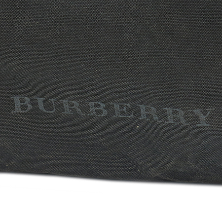 Burberry(버버리) HBLR09 그레이 패브릭 빅 토트백