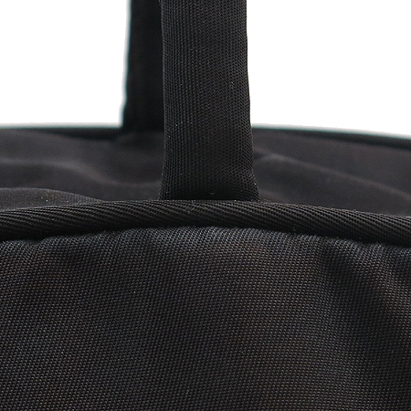 Prada(프라다) 투 포켓 패브릭 볼링 숄더백
