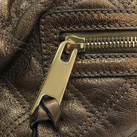 Marc_Jacobs(마크제이콥스) 골드 브라운 금장 체인 리틀 스탐 숄더백 [강남본점] 이미지5 - 고이비토 중고명품