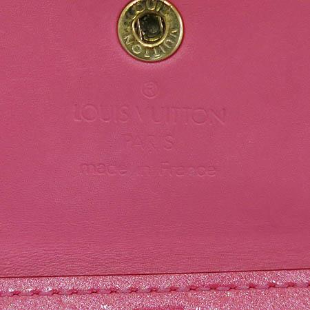 Louis Vuitton(루이비통) M9143F 모노그램 베르니 핑크 카드 겸 명함지갑