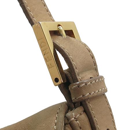 Fendi(펜디) 8BR638 금장 로고 장식 체인 숄더백