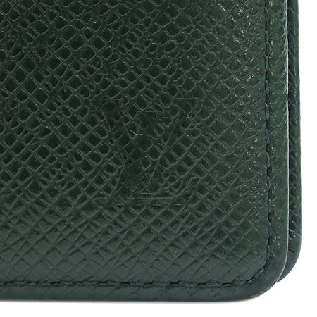 Louis Vuitton(루이비통) M30488 타이가 레더 6 크레딧 카드 슬롯 반지갑 이미지2 - 고이비토 중고명품