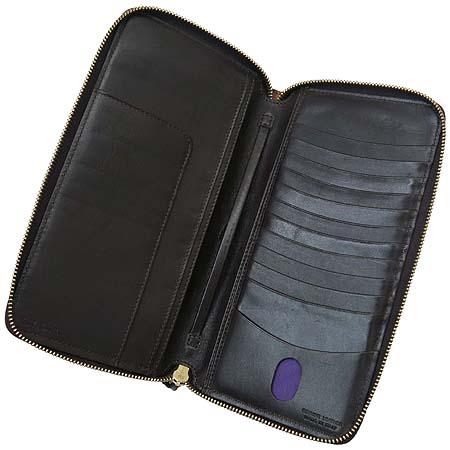 Paul Smith(폴스미스) 베이스블루 AGXA 2172 W217 1 / 10003375  지피 월릿 남성용 장지갑