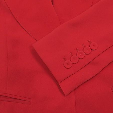 ANTONIO BERARDI (안토니오 베라르디) 레드 컬러 카라 자켓