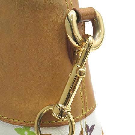 Louis Vuitton(루이비통) M40255 모노그램 캔버스 멀티 컬러 화이트 주디 MM 2WAY