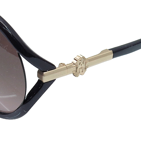 CAVALLI(카발리) 590S 측면 브론즈 메탈 로고 오버라지 선글라스 이미지5 - 고이비토 중고명품