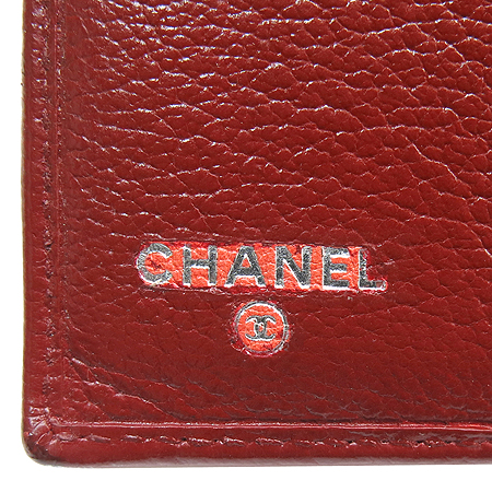 Chanel(샤넬) A46507 까멜리아 버터플라이 반지갑 [부산본점]