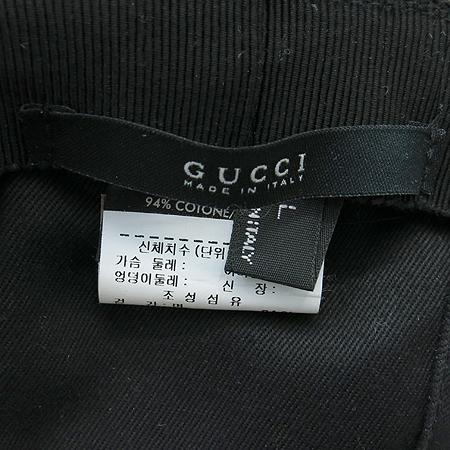 Gucci(구찌) GG 로고 자가드 데님 벙거지